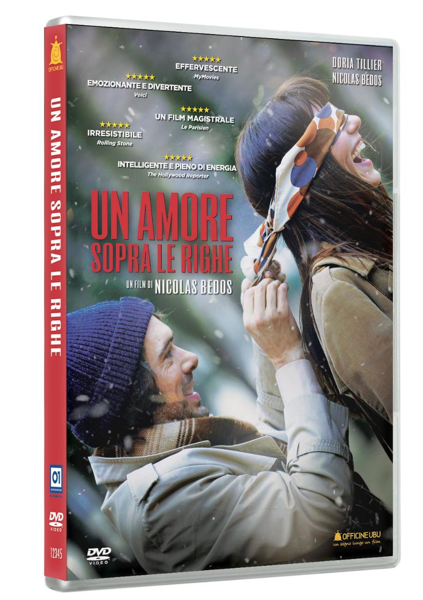 UN AMORE SOPRA LE RIGHE (DVD)