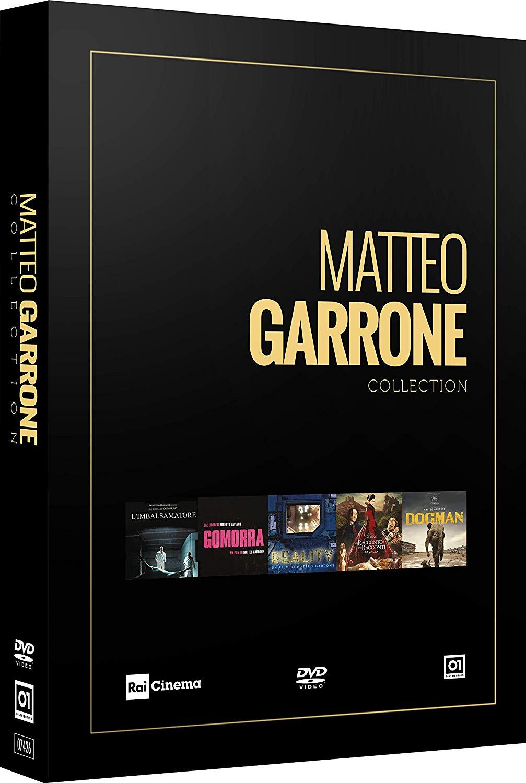 COF.MATTEO GARRONE COLLECTION (5 DVD) (DVD)