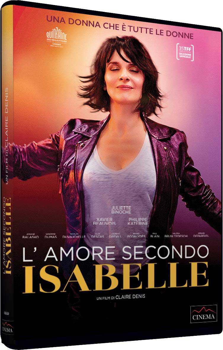 L'AMORE SECONDO ISABELLE (DVD)