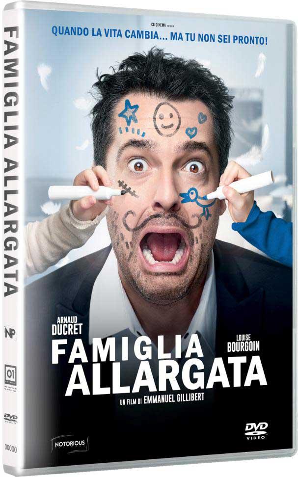 FAMIGLIA ALLARGATA (DVD)