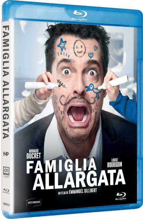 FAMIGLIA ALLARGATA - BLU RAY