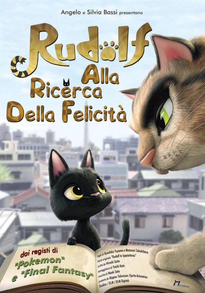 RUDOLF ALLA RICERCA DELLA FELICITA' (DVD)