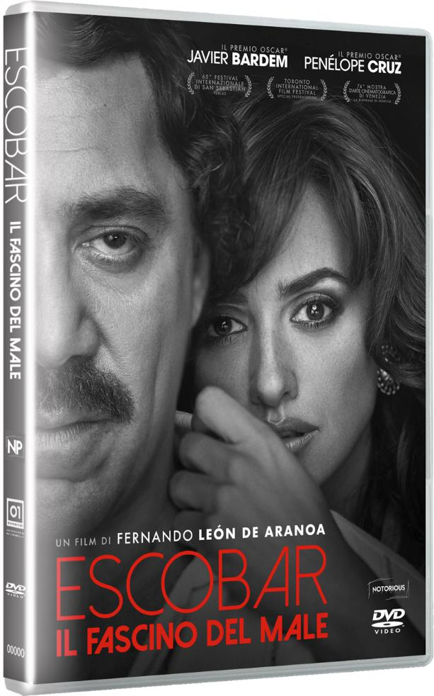 ESCOBAR - IL FASCINO DEL MALE (EDIZIONE SPECIALE) (2 DVD) (DVD)