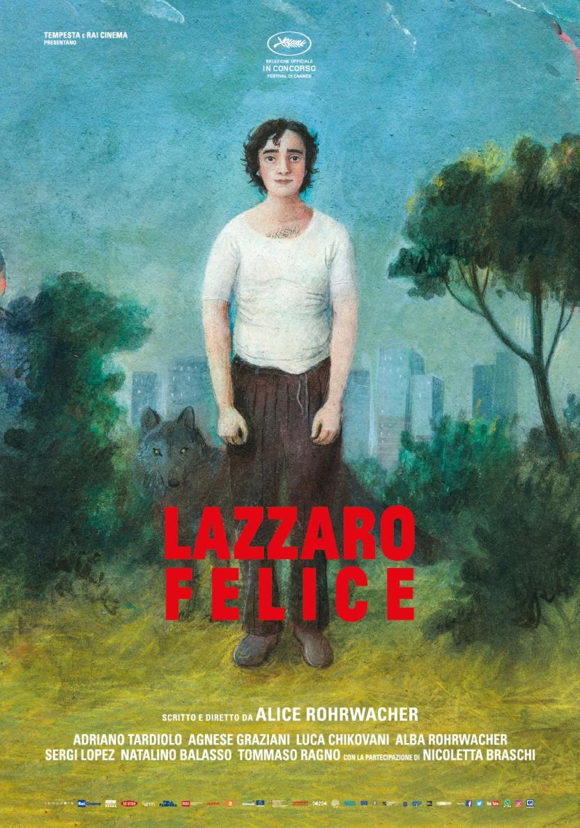 LAZZARO FELICE - BLU RAY