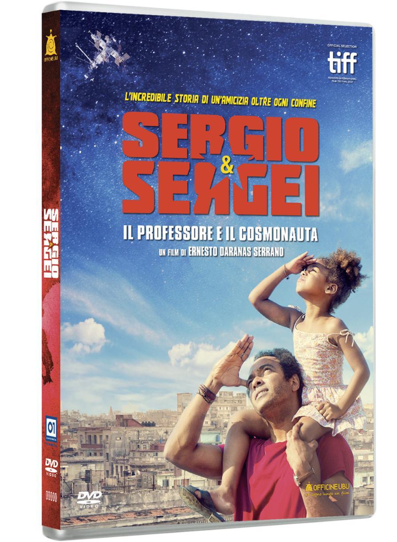 SERGIO E SERGEJ - IL PROFESSORE E IL COSMONAUTA (DVD)