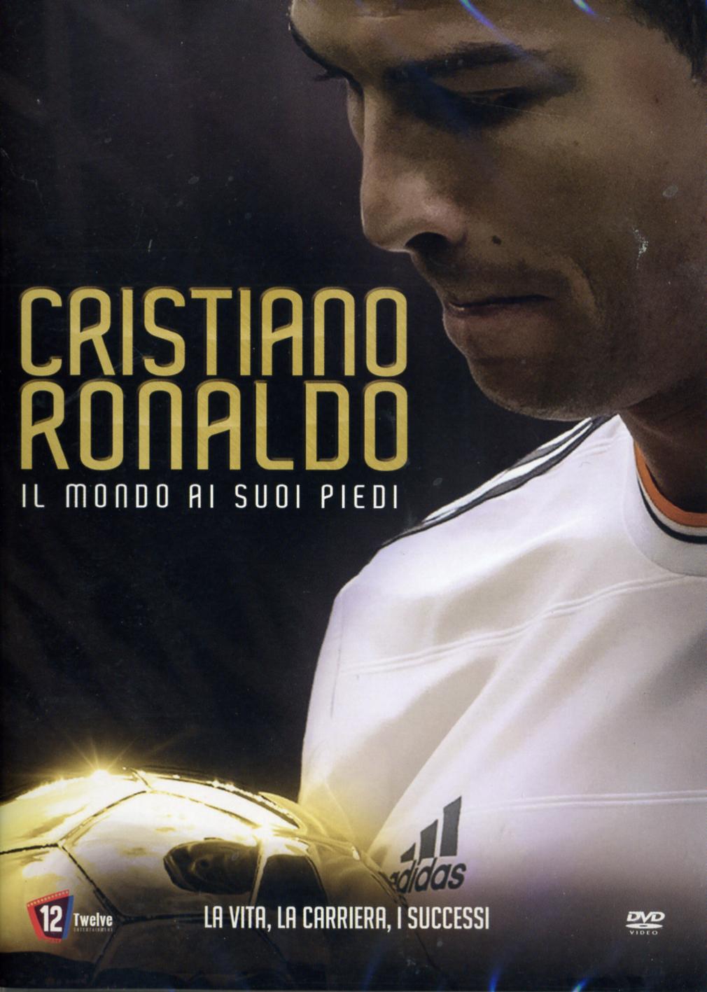 CRISTIANO RONALDO - IL MONDO AI SUOI PIEDI (DVD)