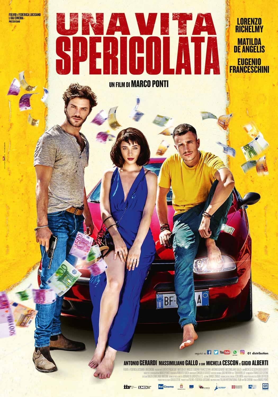 UNA VITA SPERICOLATA (DVD)