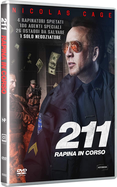 211 - RAPINA IN CORSO (DVD)