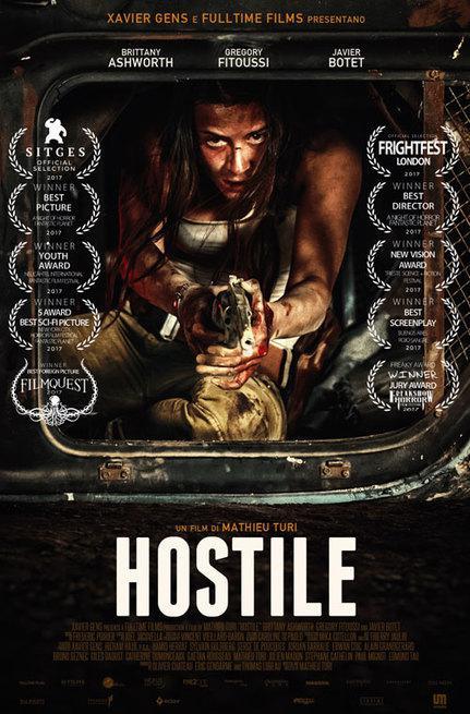 HOSTILE (DVD)