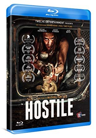 HOSTILE - BLU RAY