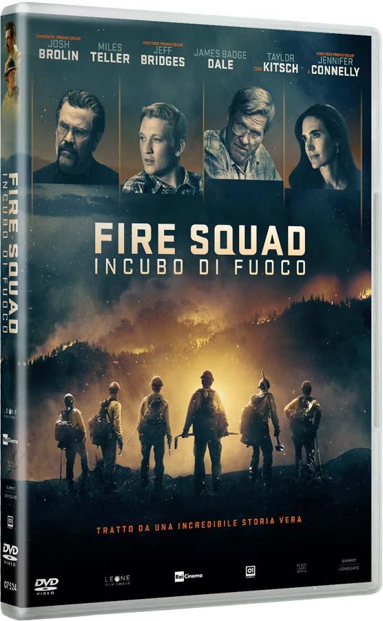 FIRE SQUAD - INCUBO DI FUOCO (DVD)