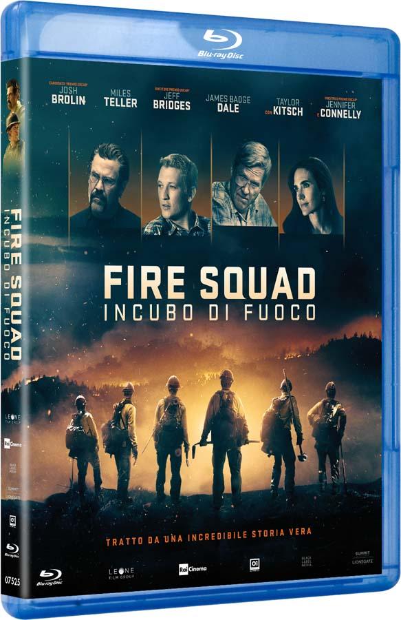 FIRE SQUAD - INCUBO DI FUOCO - BLU RAY