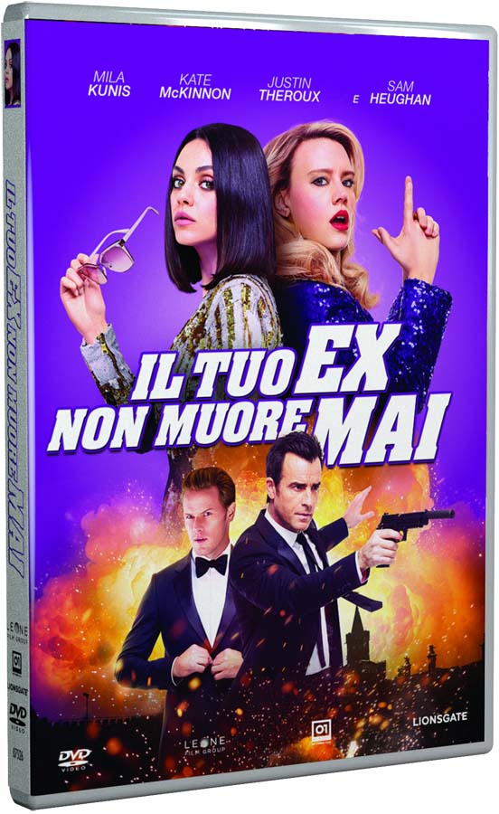 IL TUO EX NON MUORE MAI (DVD)