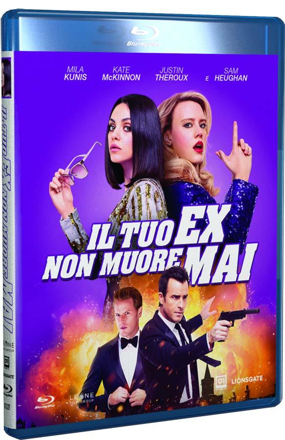IL TUO EX NON MUORE MAI - BLU RAY