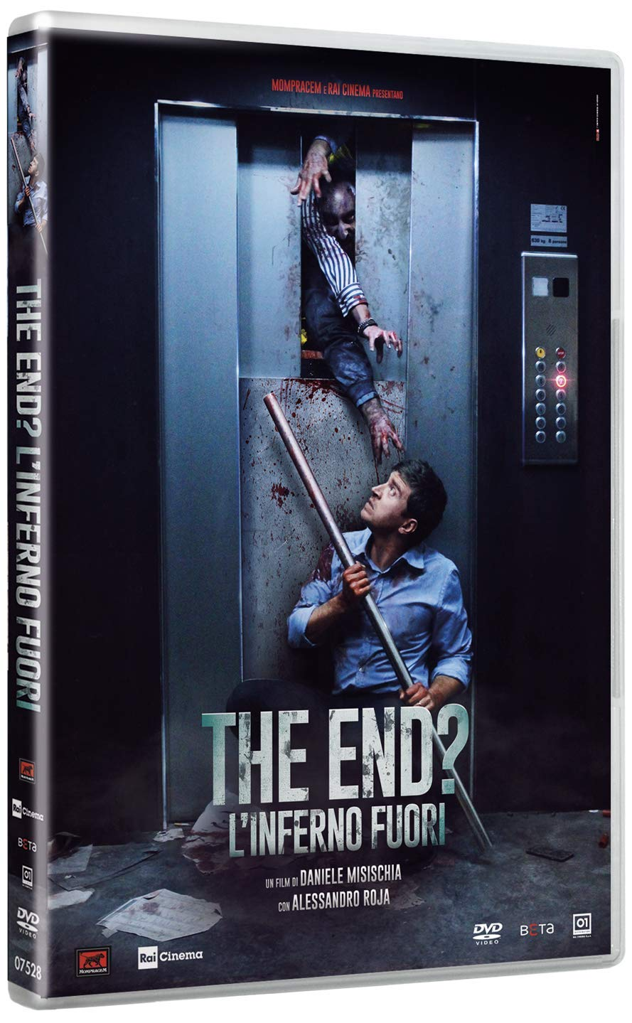 THE END ?- L'INFERNO FUORI (DVD)