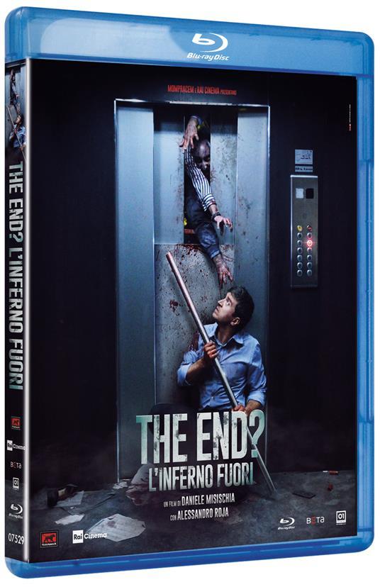 THE END ? - L'INFERNO FUORI - BLU RAY