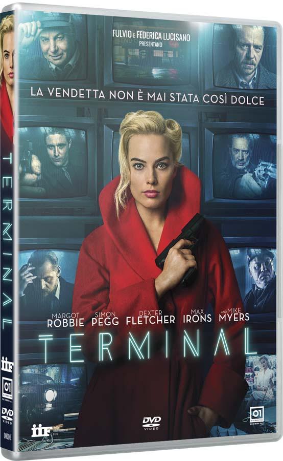 TERMINAL - 2018 (DVD)