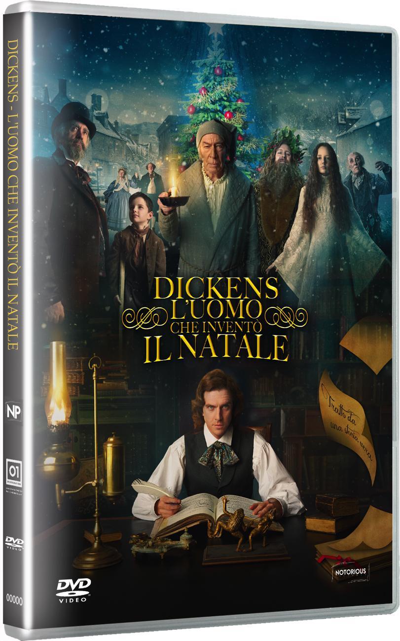 DICKENS - L'UOMO CHE INVENTO' IL NATALE (DVD)