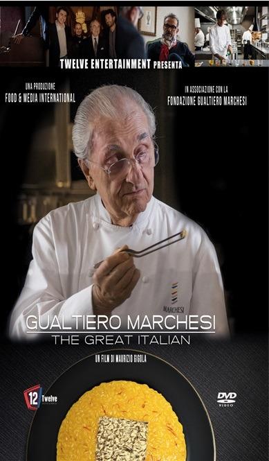 GUALTIERO MARCHESI - THE GREAT ITALIAN (DVD+CD) (DVD)