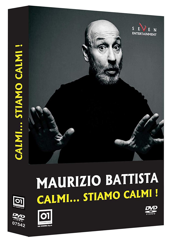 MAURIZIO BATTISTA - CALMI, STIAMO CALMI! (DVD)
