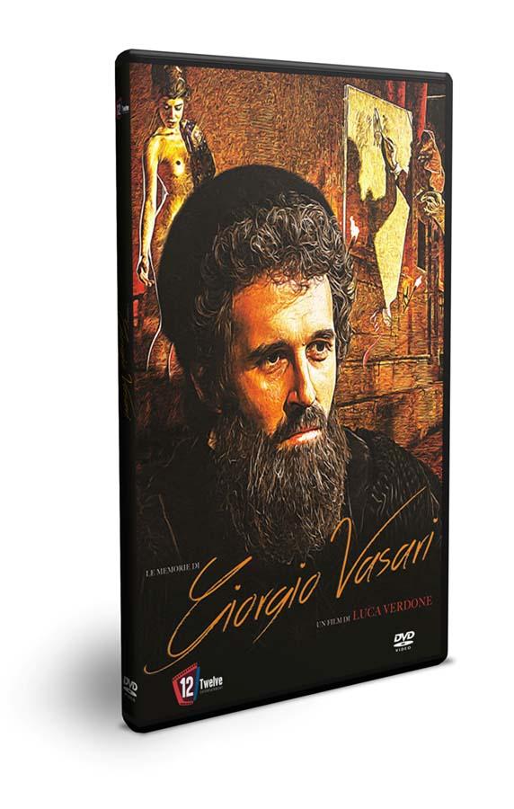 LE MEMORIE DI GIORGIO VASARI (DVD)