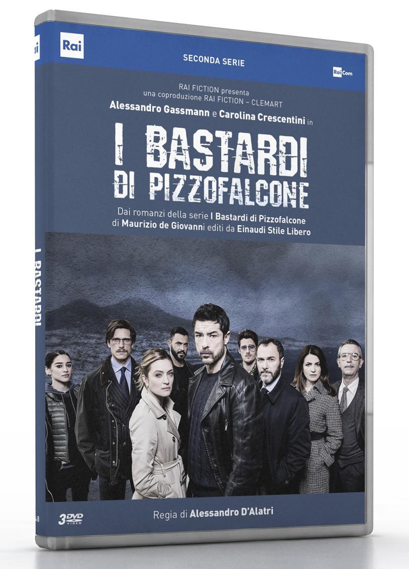 COF.I BASTARDI DI PIZZOFALCONE 2 (3 DVD) (DVD)