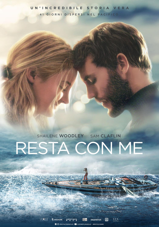RESTA CON ME (DVD)
