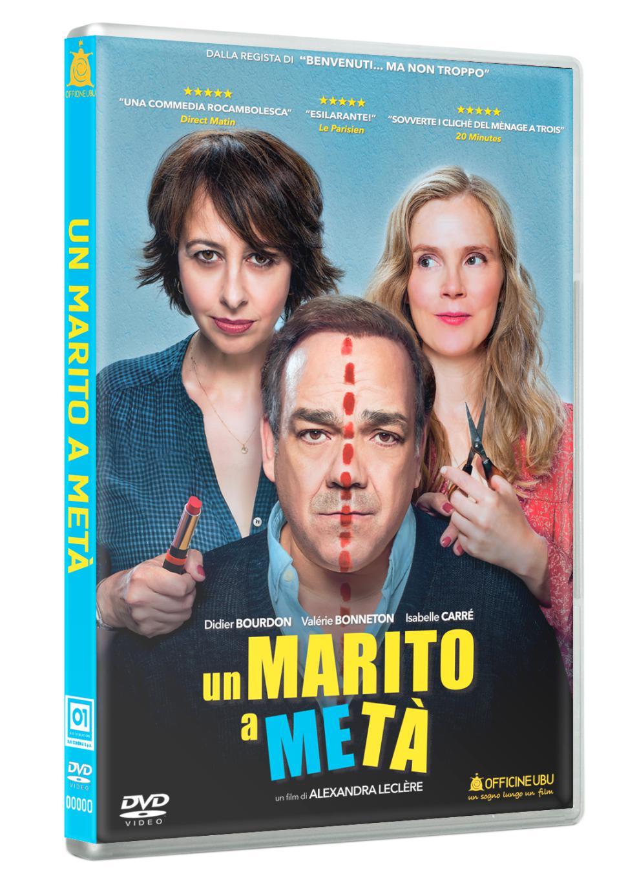 UN MARITO A META' (DVD)