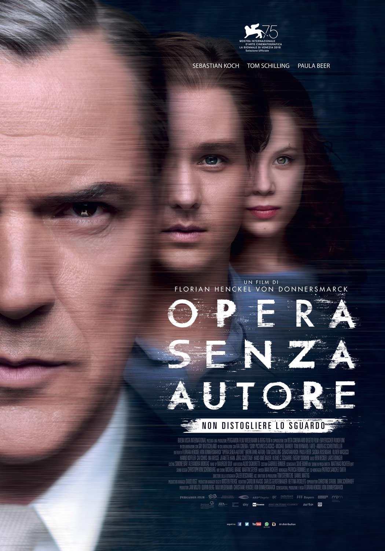 OPERA SENZA AUTORE (DVD)