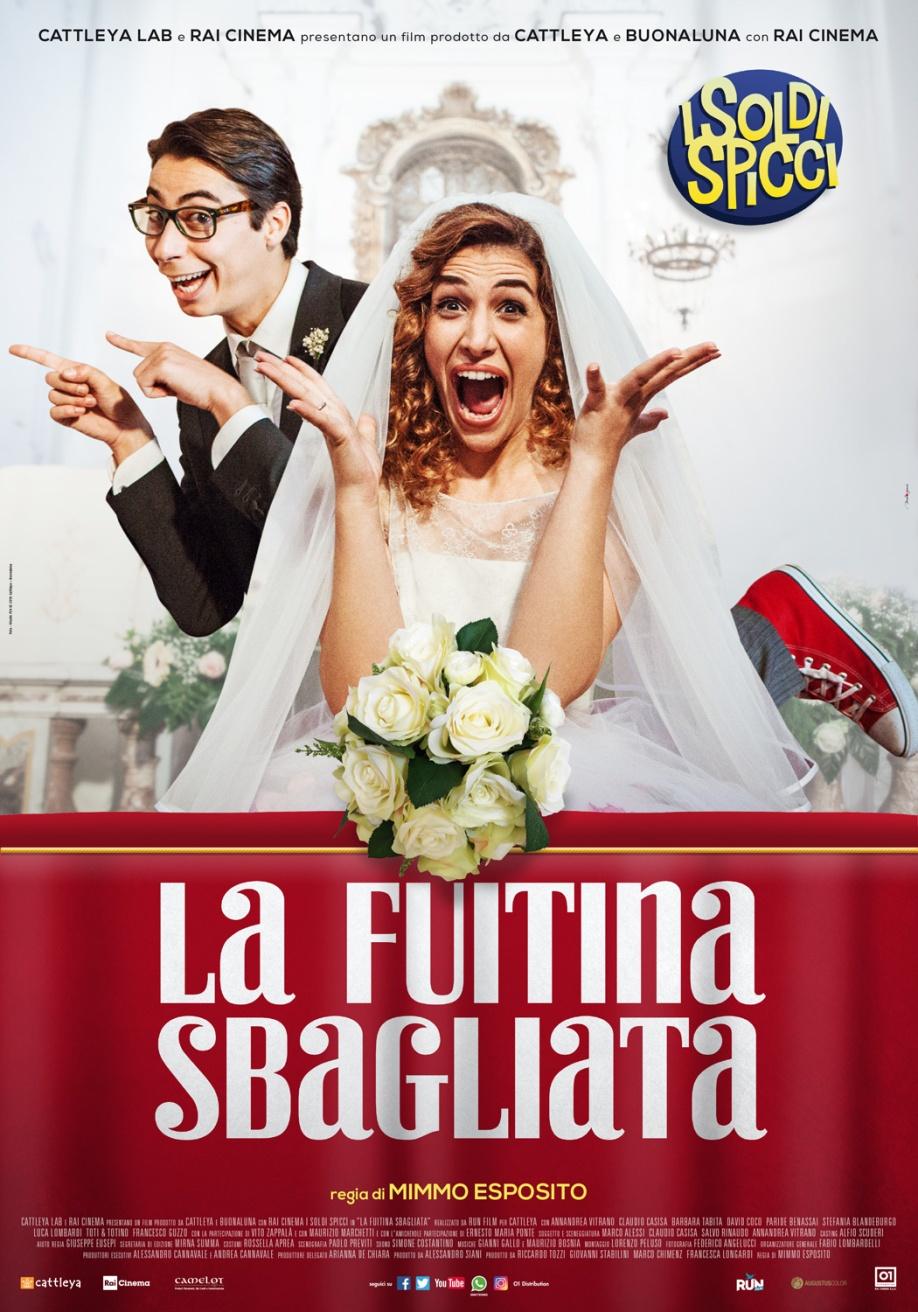 LA FUITINA SBAGLIATA (DVD)