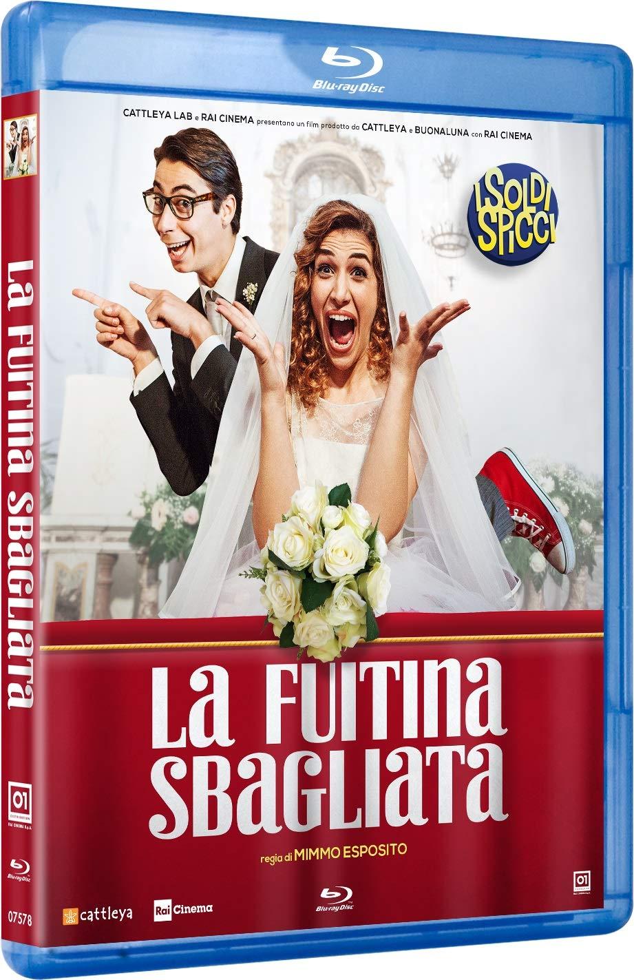 LA FUITINA SBAGLIATA - BLU RAY