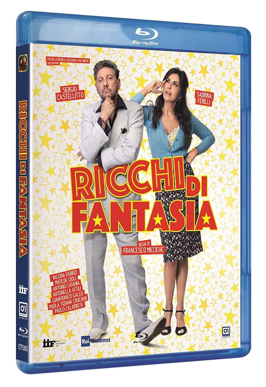 RICCHI DI FANTASIA - BLU RAY