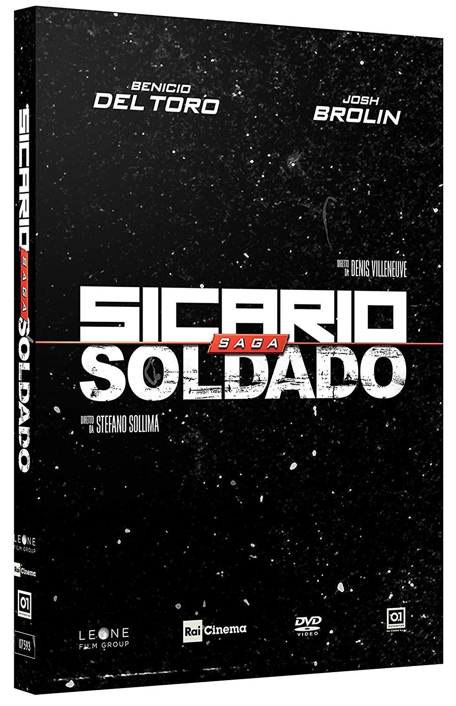COF.SICARIO / SOLDADO (2 DVD+BOOKLET) (DVD)