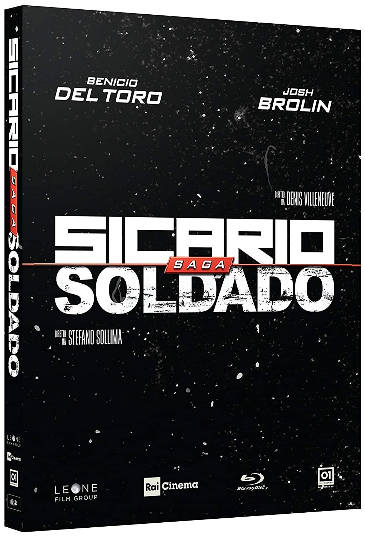 COF.SICARIO / SOLDADO (2 BLU-RAY+BOOKLET)