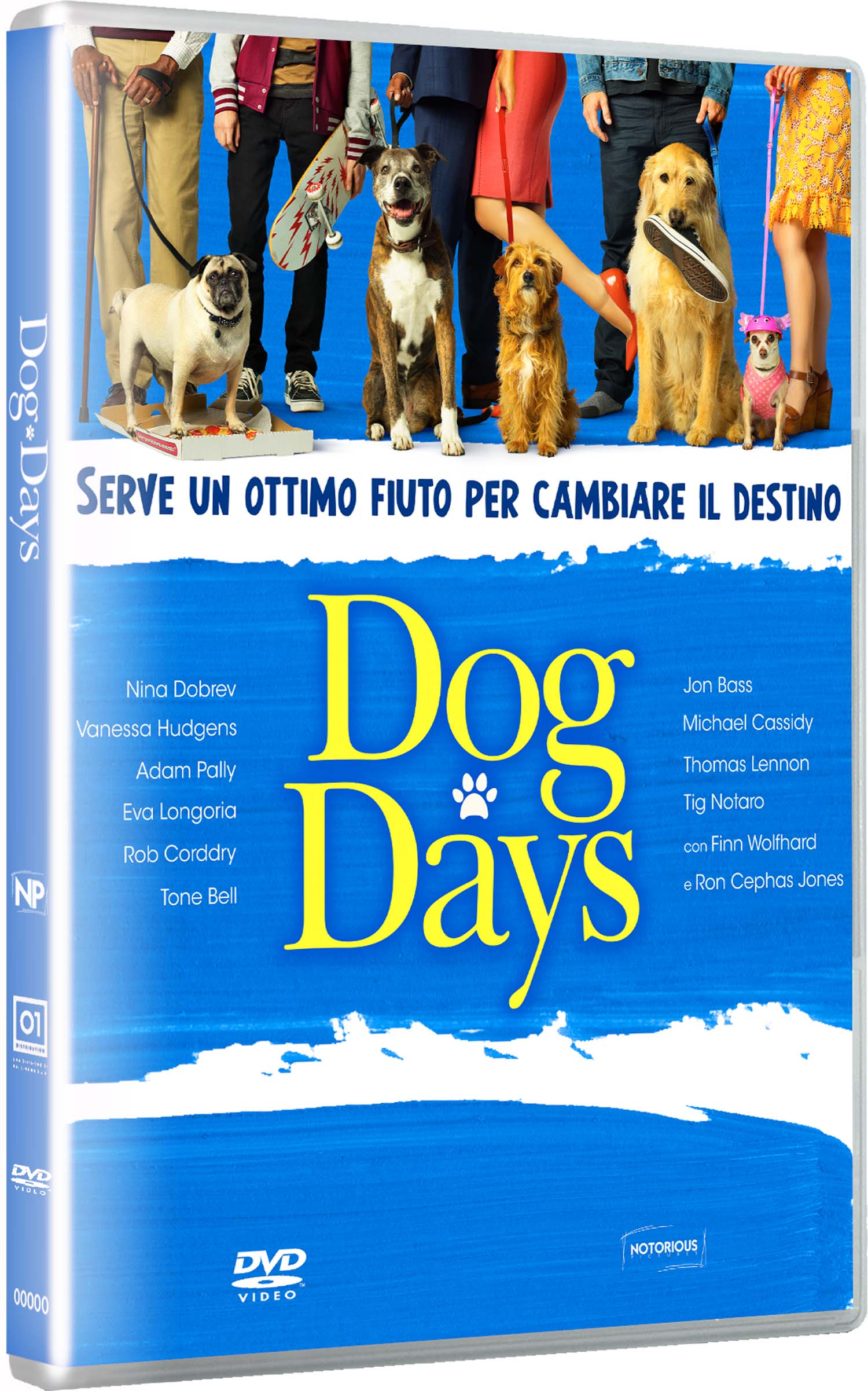 DOG DAYS (DVD)