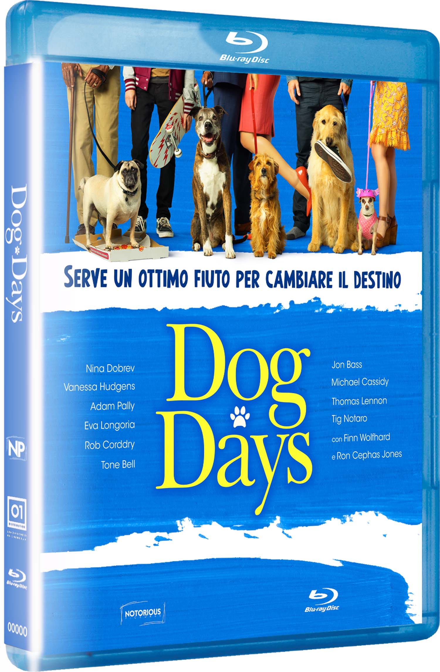 DOG DAYS - BLU RAY