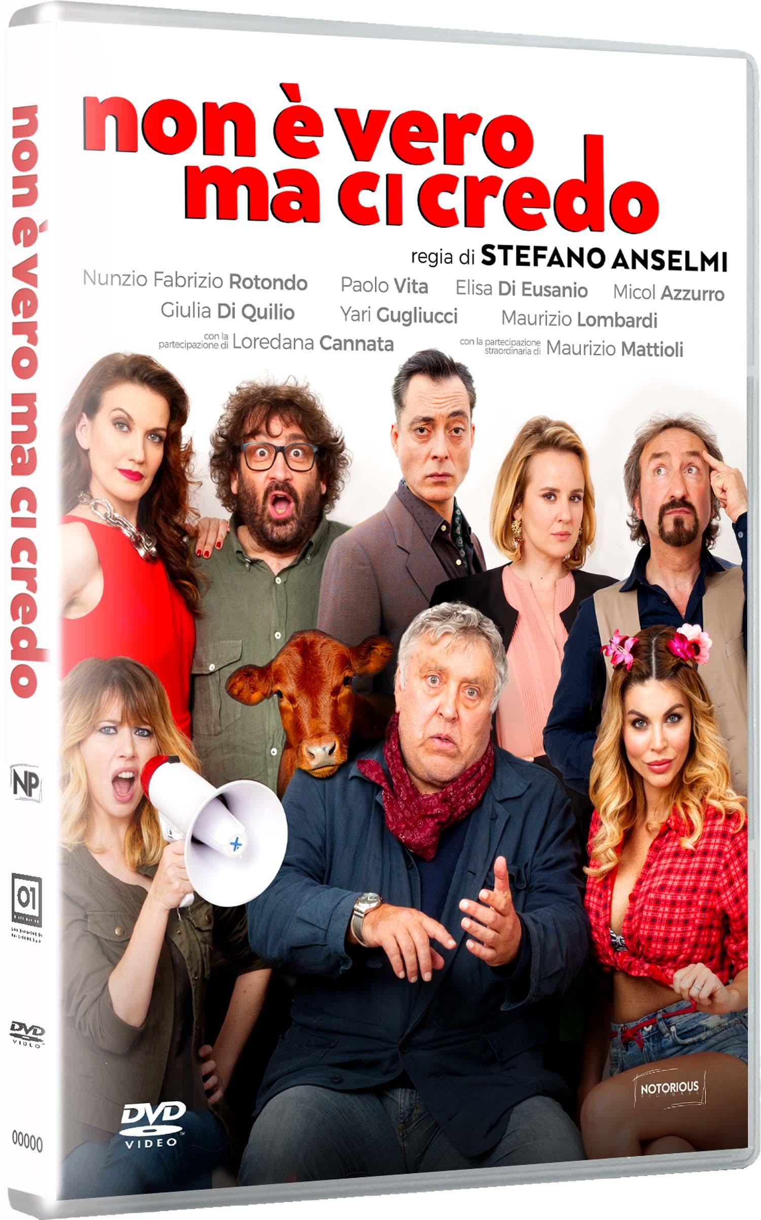NON E' VERO MA CI CREDO (DVD)