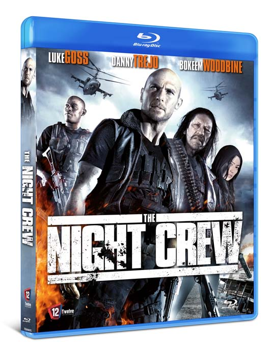 THE NIGHT CREW - BLU RAY