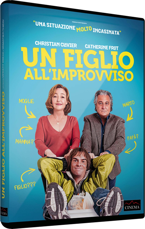 UN FIGLIO ALL'IMPROVVISO (DVD)
