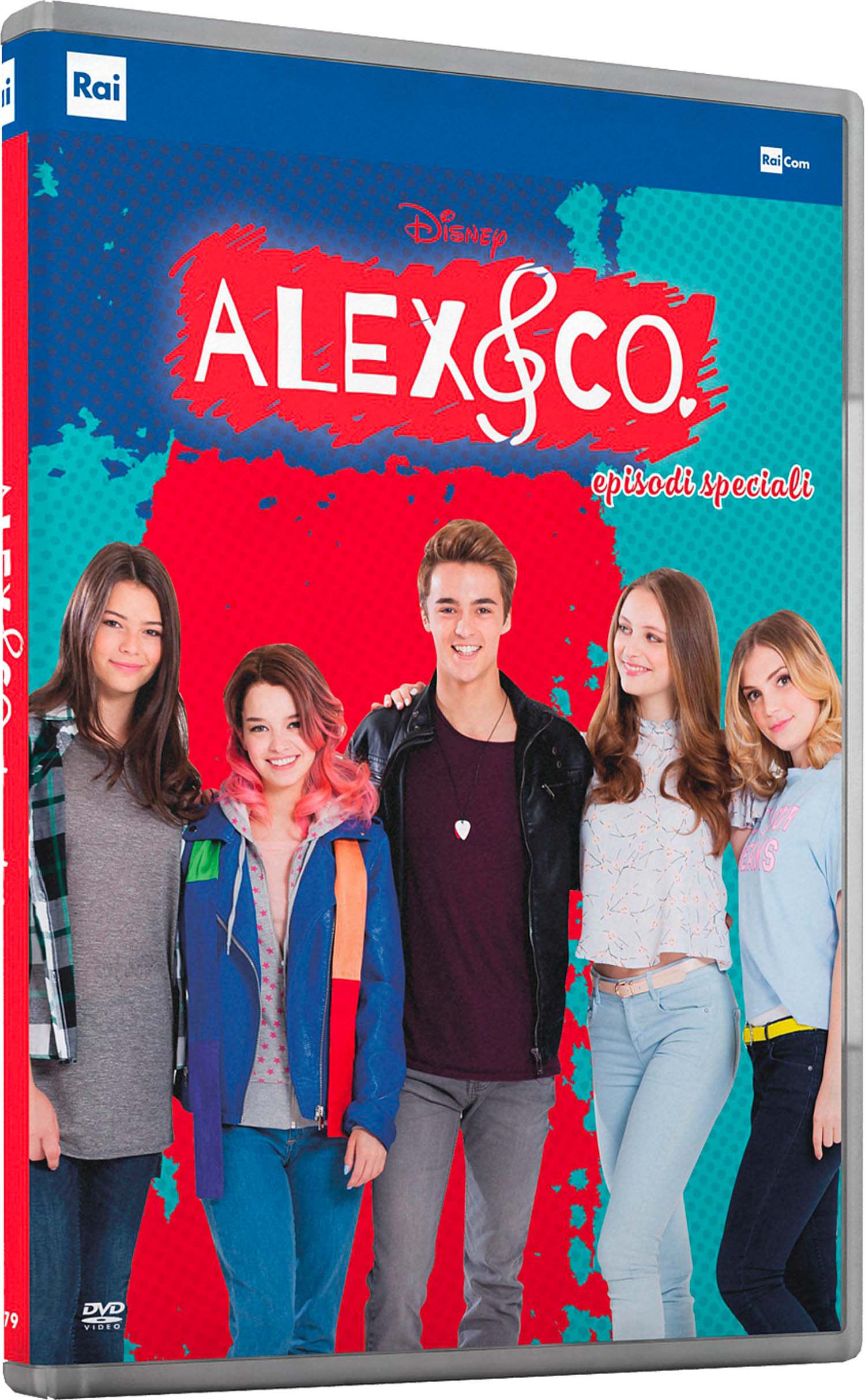 ALEX & CO. - EPISODI SPECIALI (DVD)