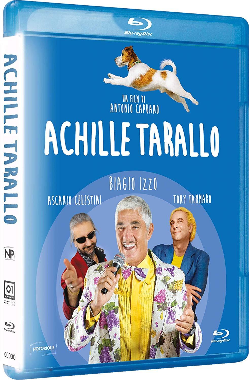 ACHILLE TARALLO - BLU RAY
