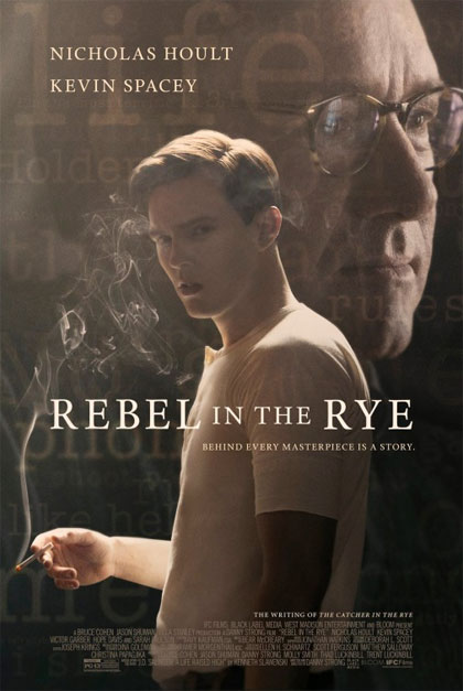 REBEL IN THE RYE (DVD)