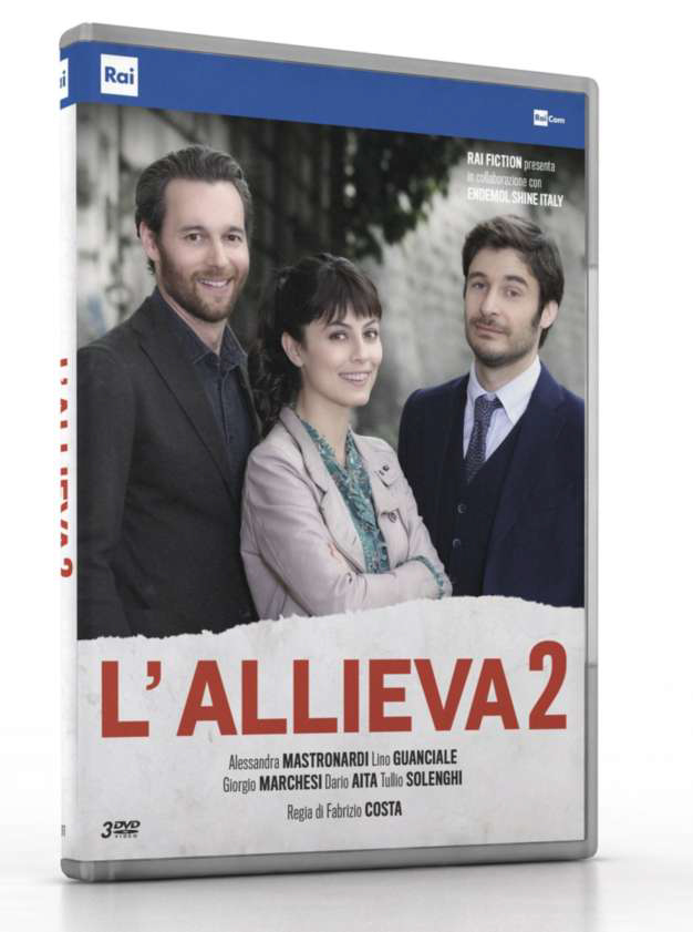 COF.L'ALLIEVA 2 (3 DVD) (DVD)