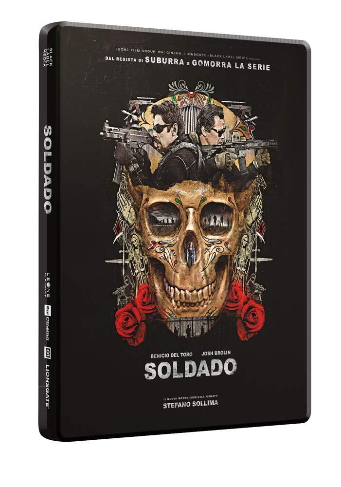 SOLDADO (STEELBOOK) (DVD)