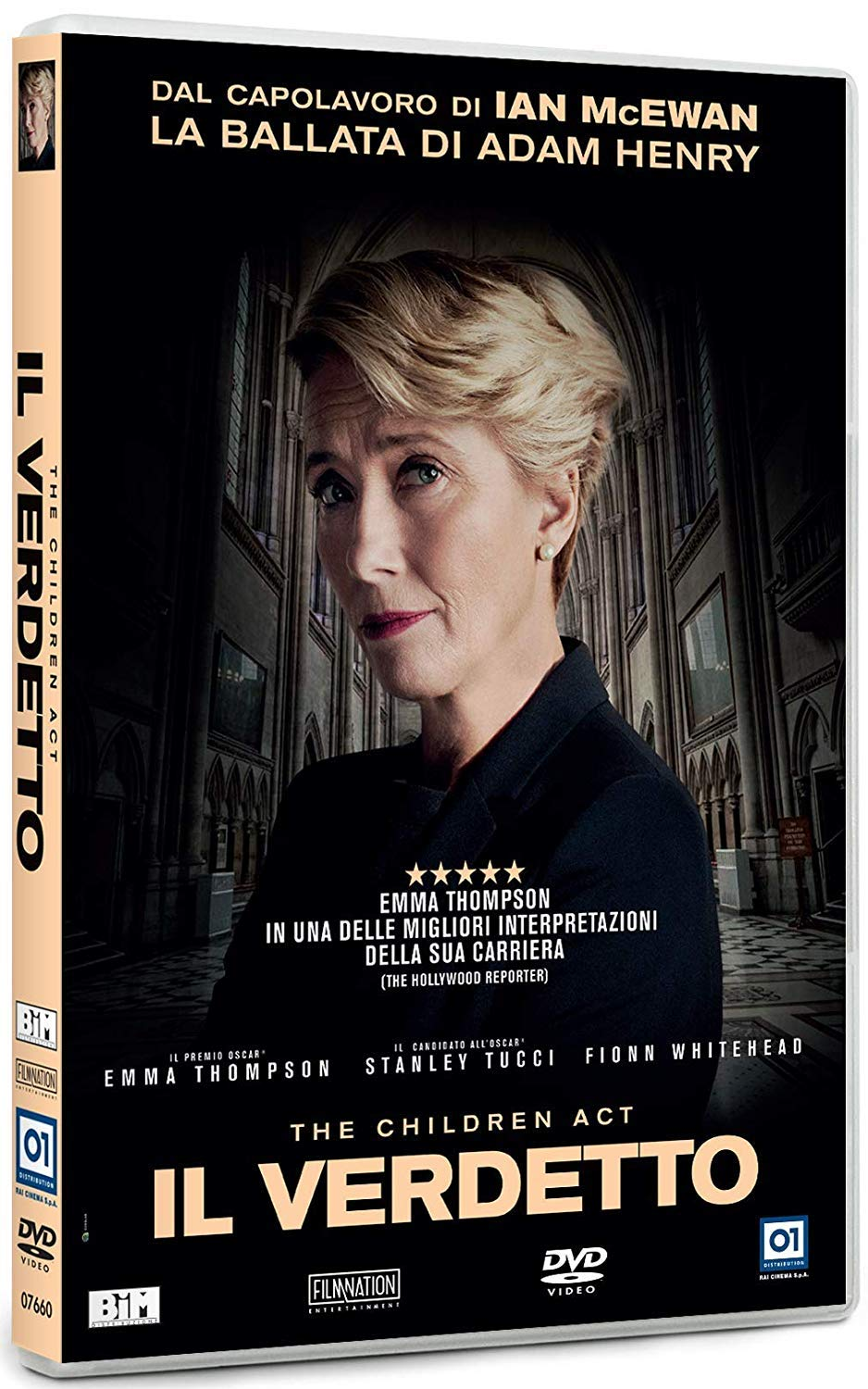 THE CHILDREN ACT - IL VERDETTO (DVD)