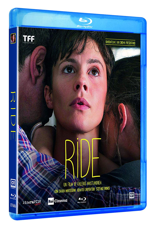 RIDE - BLU RAY