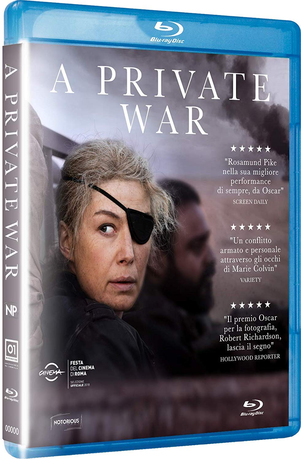 A PRIVATE WAR - BLU RAY