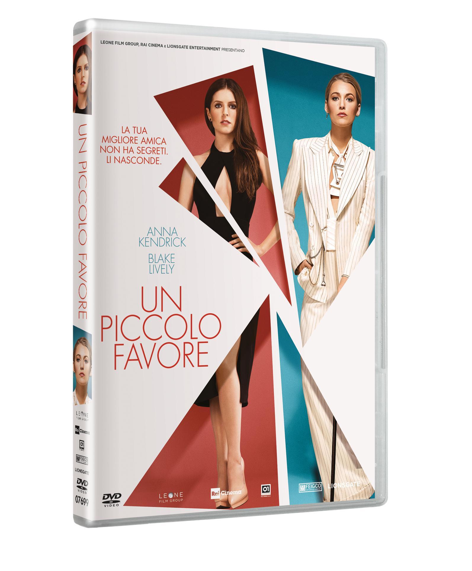 UN PICCOLO FAVORE (DVD)