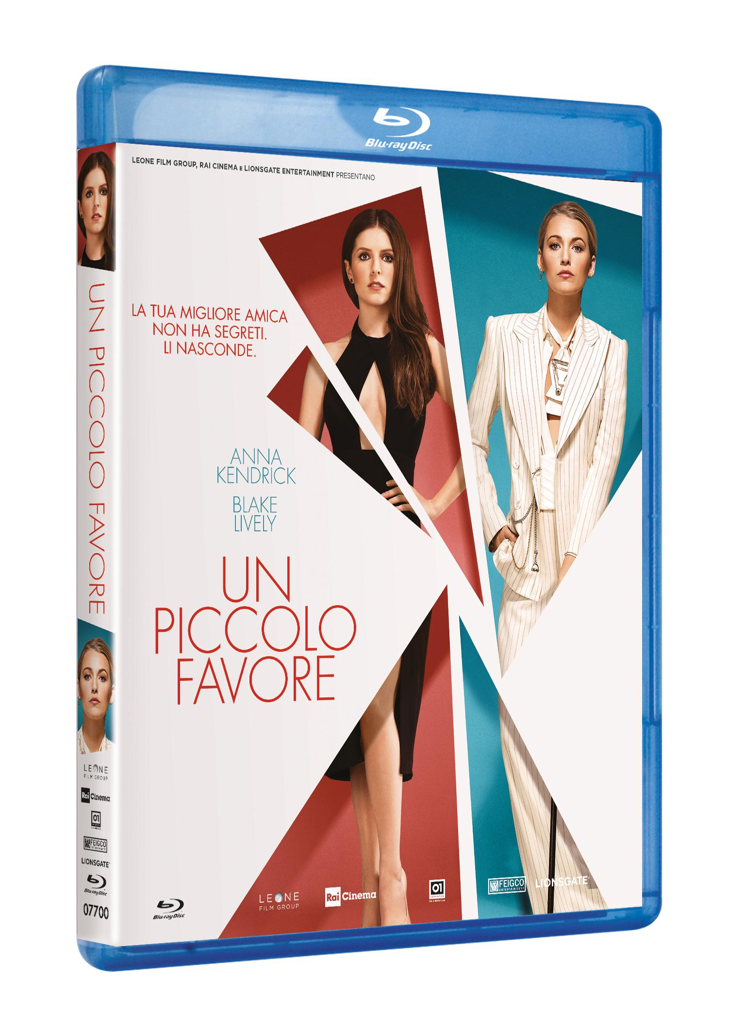UN PICCOLO FAVORE - BLU RAY