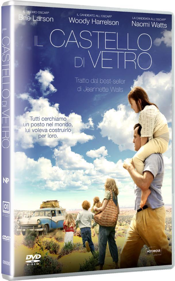 IL CASTELLO DI VETRO (DVD)